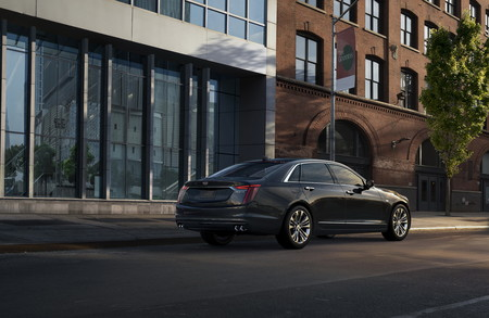 Cadillac Ct6 V Series 5