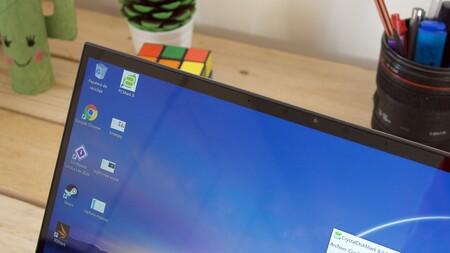 Asus Zenbook S Ux393 Review Analisis Espanol Xataka Webcam Marcos