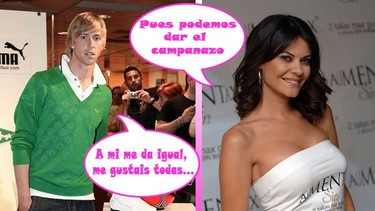 María José Suárez se relaja en Ibiza con Guti, ¡pero qué me estás contando!