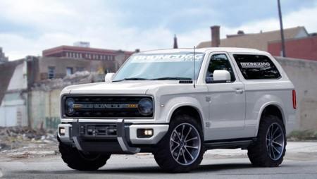 ¿Qué tal un Ford Bronco para 2020?