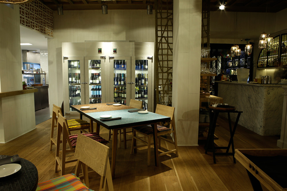 Foto de Hoja Santa Restaurante (20/22)