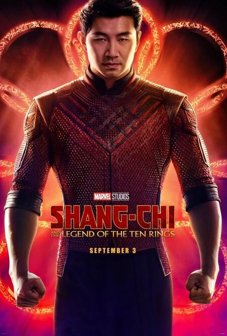 Shang Chi Leyenda Diez Anillos Poster Oficial