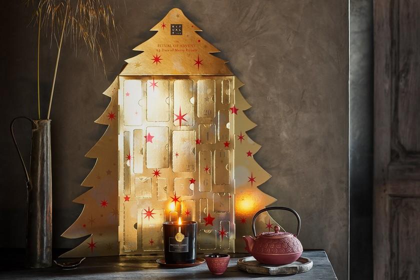 29 calendarios de adviento de belleza con los que celebrar la llegada de la Navidad con lucir radiantes - Trendencias
