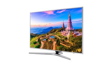 Samsung UE40MU6405, hoy más económica en Amazon, por sólo 449 euros