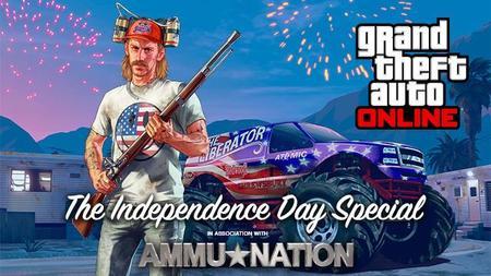 GTA Online se actualiza con el Especial Día de la Independencia