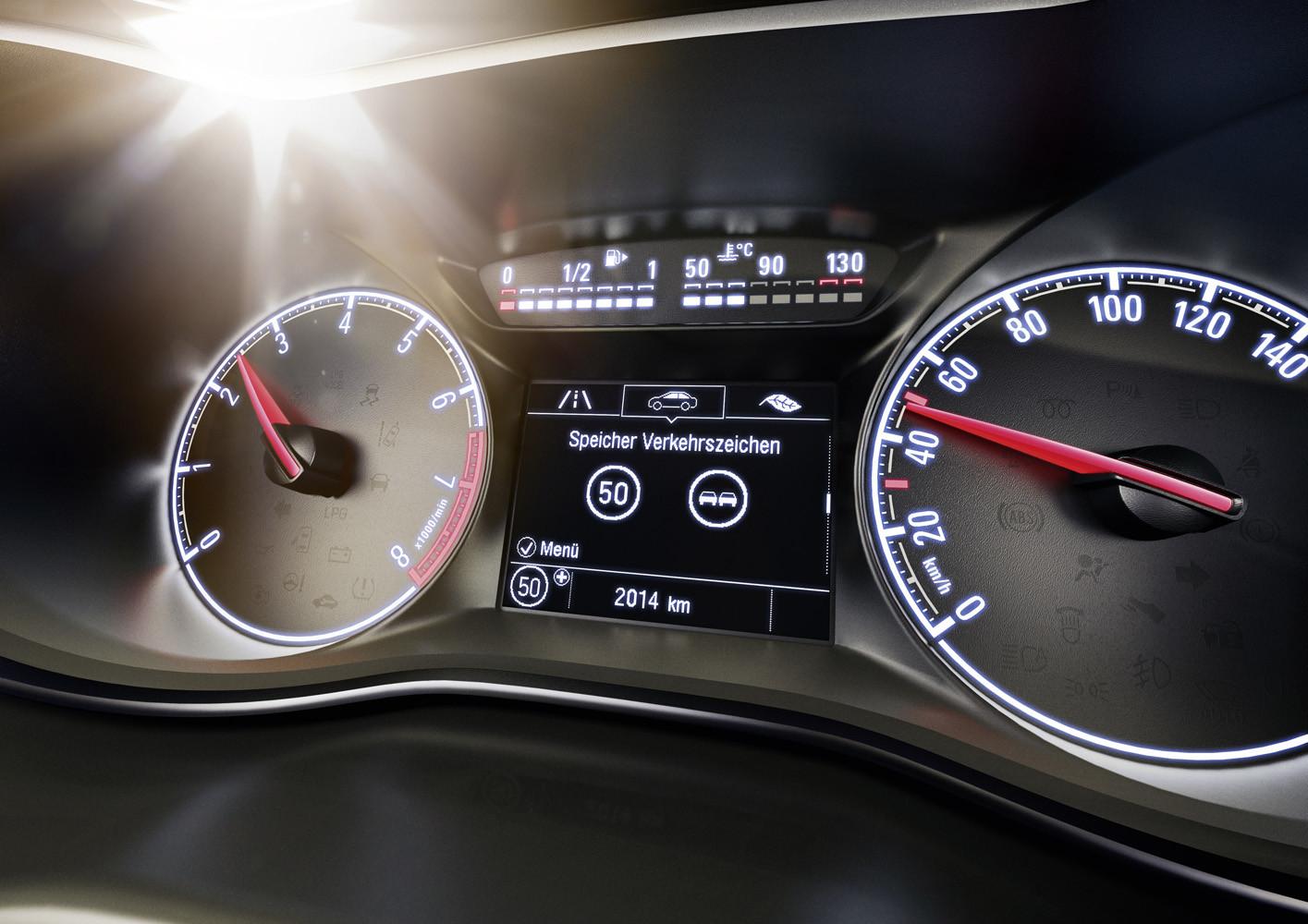 Foto de Opel Corsa (comparativa) (45/47)