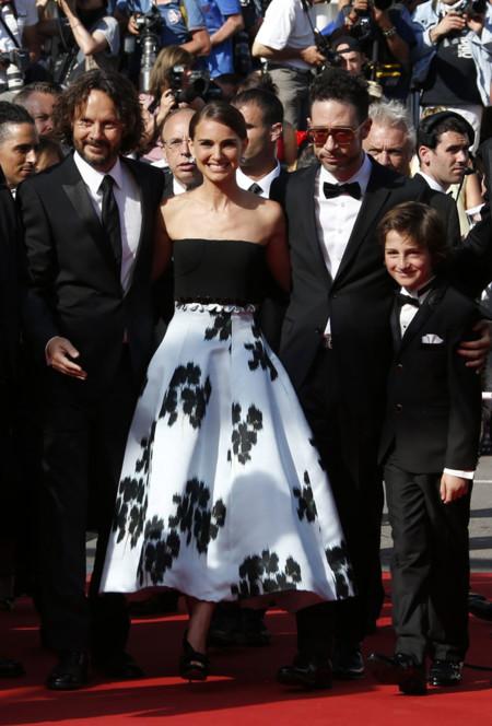 Natalie Portman Dior 1