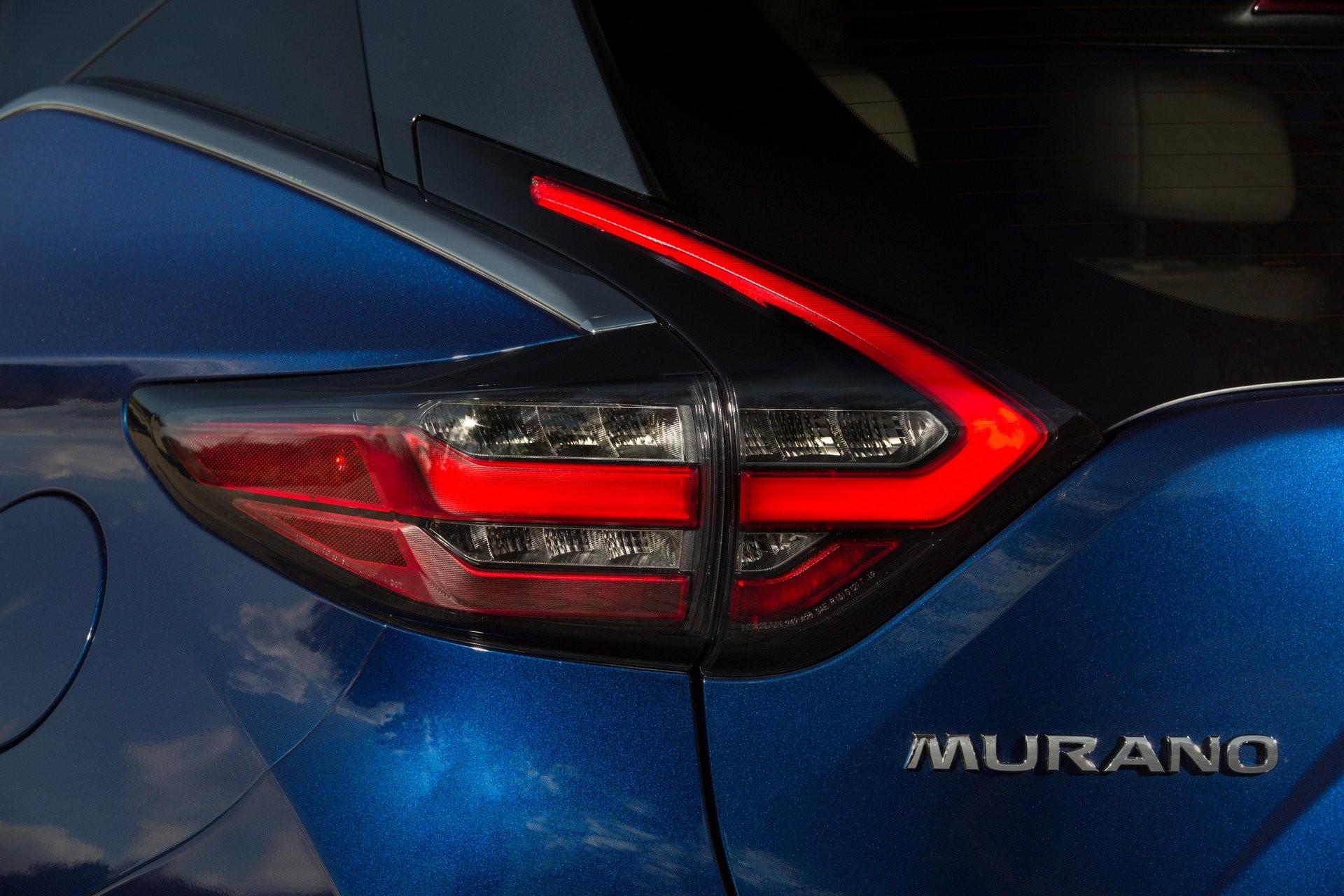 Foto de Nissan Murano 2020 (6/29)