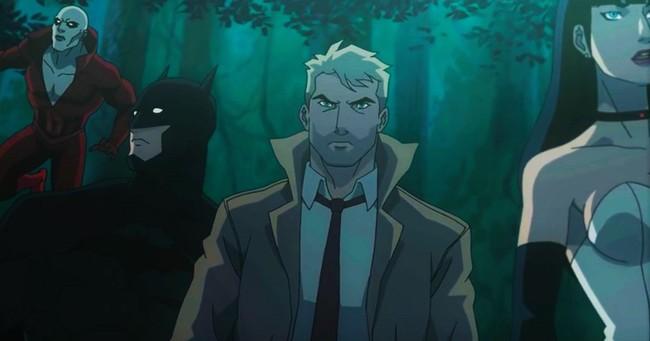 Justice League Dark Tailer