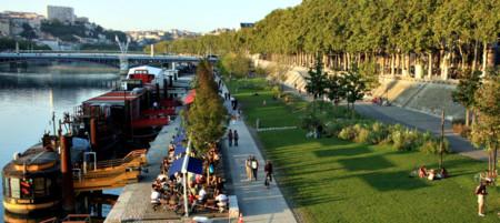 Lyon rive gauche post 2005
