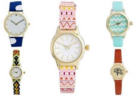 modelos relojes colores baratos asos