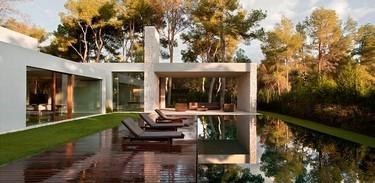 Casa El Bosque. Otra genial creación de Ramón Esteve