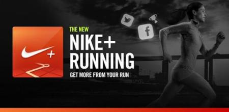 Nike+Running llega a Android