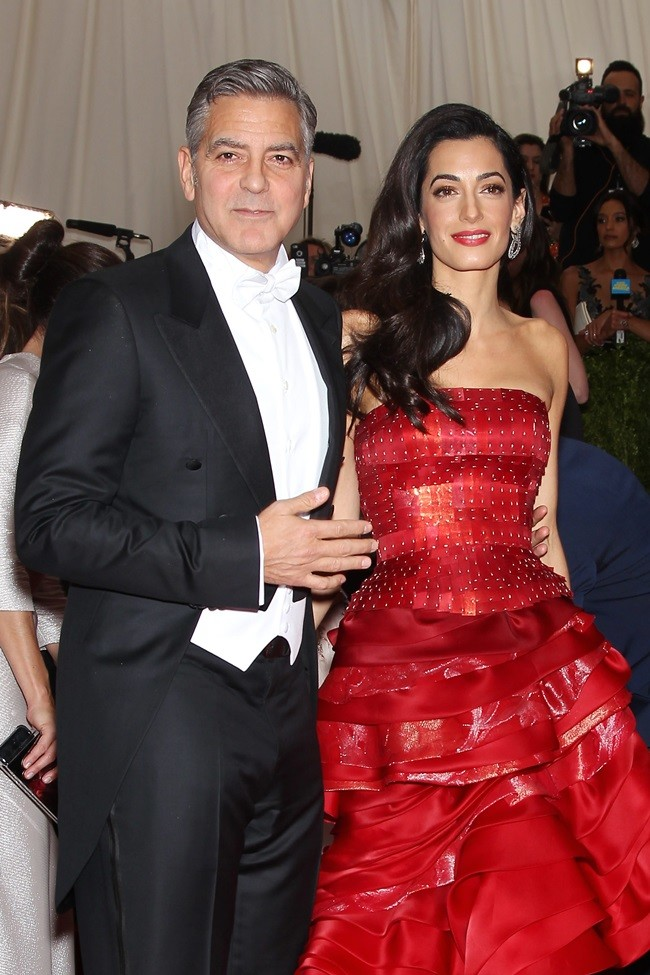 George Clooney And Amal C 2 4