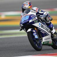 Jorge Martín logra su sexta pole del año en Holanda en una clasificación determinada por la lluvia