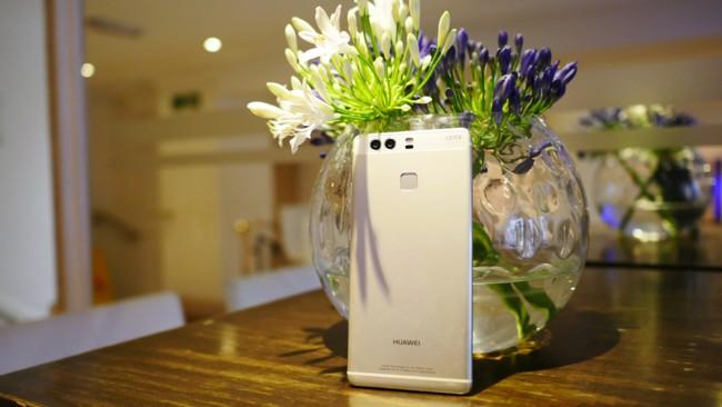 Huawei P9 - trasera cámara LEICA