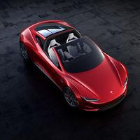 El Tesla Roadster tendrá un paquete Space X, sí, con tecnología de cohete espacial