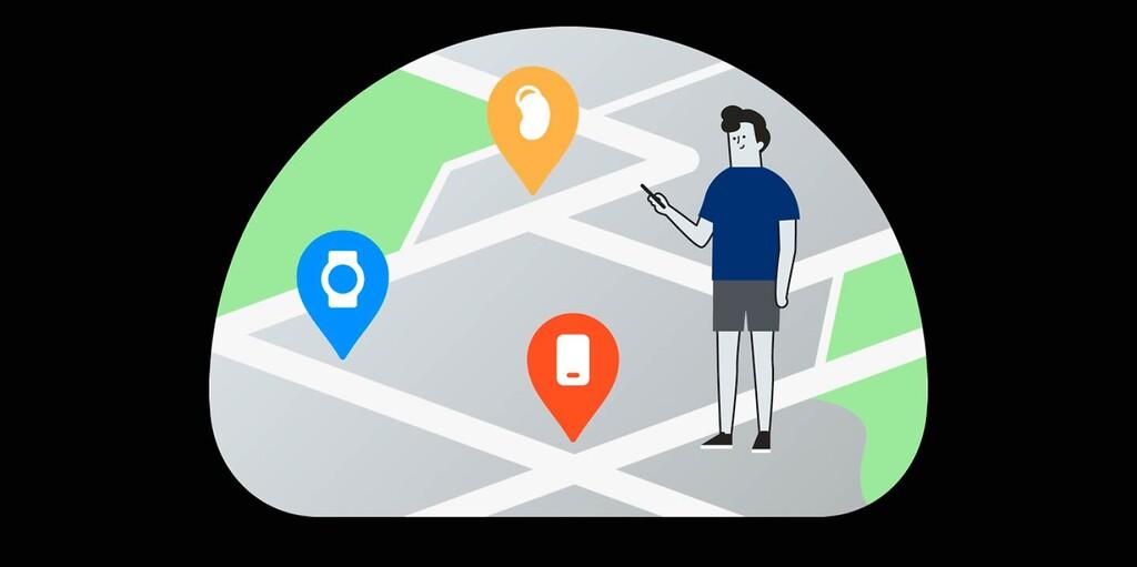 Encontrar un Samsung™ Galaxy™ es demasiado mas fácil con SmartThings Find, el reciente sistema de localización