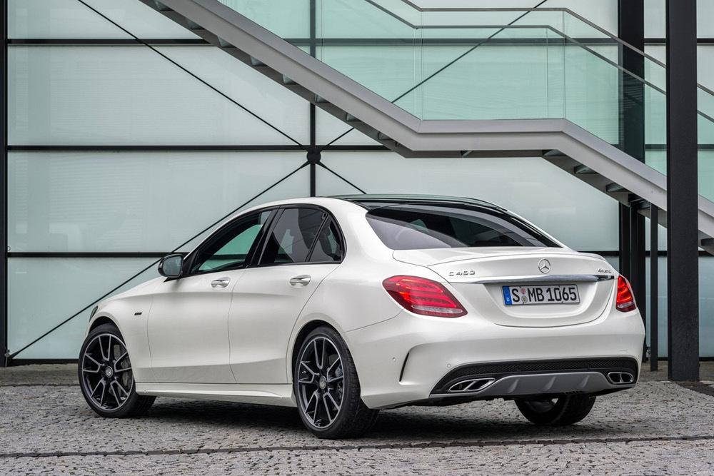 Foto de Mercedes-Benz C450 AMG 4Matic (9/24)