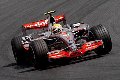 Los McLaren mandan en Japón tras la primera jornada