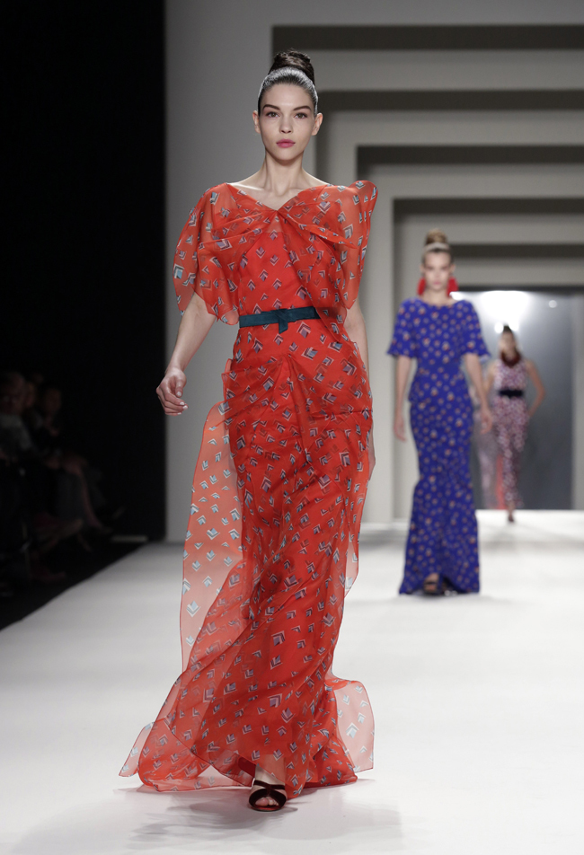 Foto de Carolina Herrera Collection Otoño-Invierno 2014/2015 (6/10)