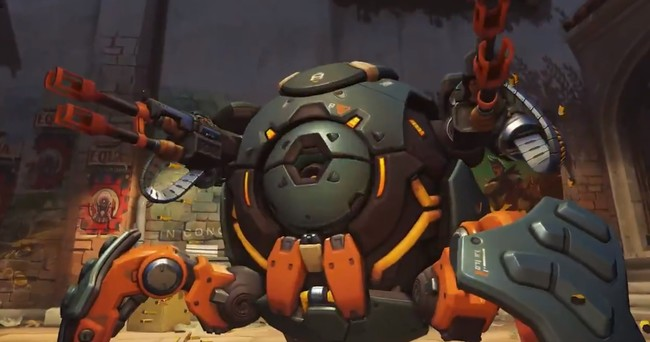 Overwatch presenta a Wrecking Ball, su misterioso campeón en un trailer rapidísimo con sorpresa final (Actualizado)