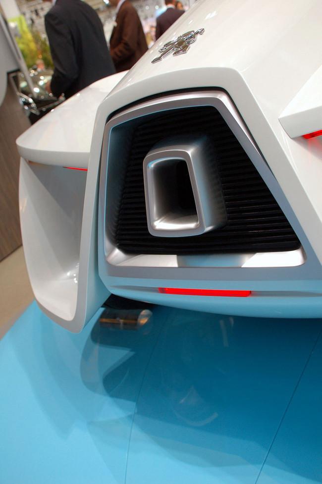 Foto de Peugeot Flux Concept (1/25)