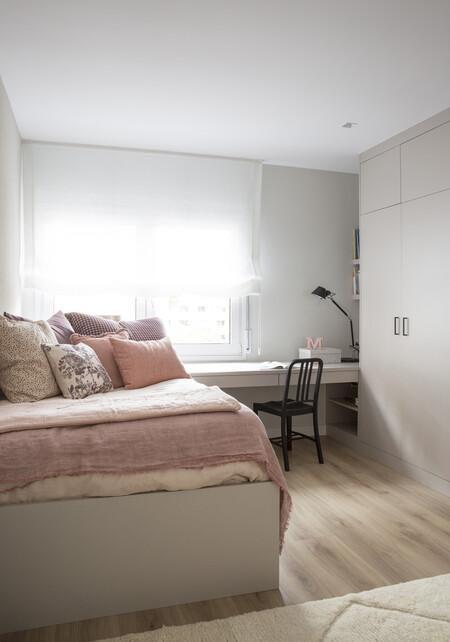 Piacapdevila Proyecto383 Ganduxer Dormitorio Juvenil Rosa 257