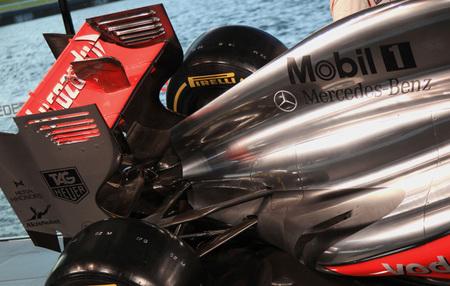 ¿Ha comenzado la guerra entre McLaren y Mercedes AMG?