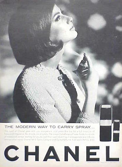 Foto de Chanel No. 5 - publicidad del 30 al 60 (37/61)