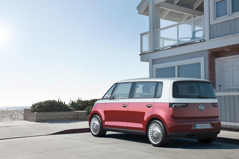 Foto de Nueva Camper de VW eléctrica (1/4)