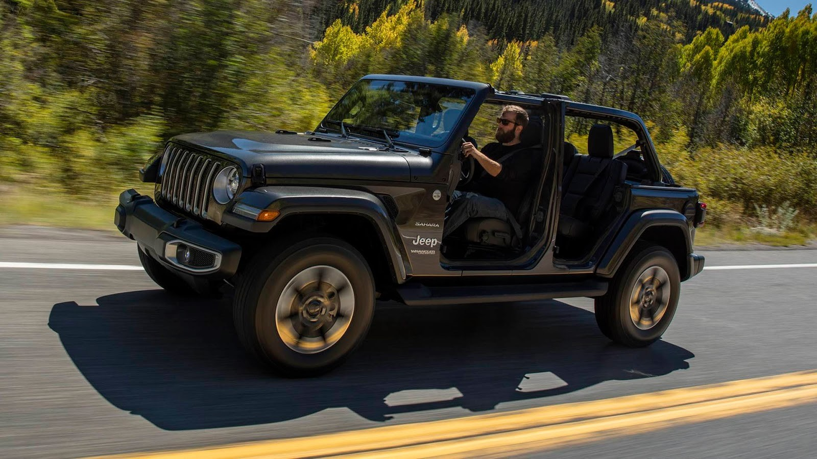 Foto de Jeep Wrangler 2018 (16/114)