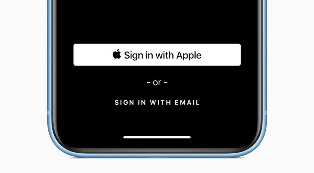 Continúa con Apple: comienzan a llegar las primeras aplicaciones con el 'Sign in with Apple