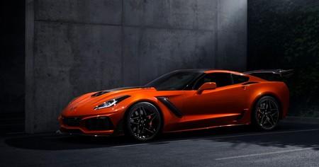 Cadillac iba en serio cuando dijo que no le prestaría su nuevo V8 a nadie, ni siquiera al Corvette