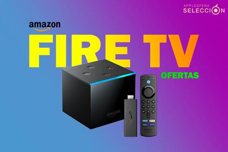 """Vitamina tu televisor con los Fire TV de Amazon, de oferta desde 24,78 euros: entretenimiento """"infinito"""" con miles de apps"""