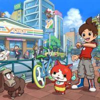 Los espíritus de Yo-Kai Watch se aparecerán en 3DS a finales de abril