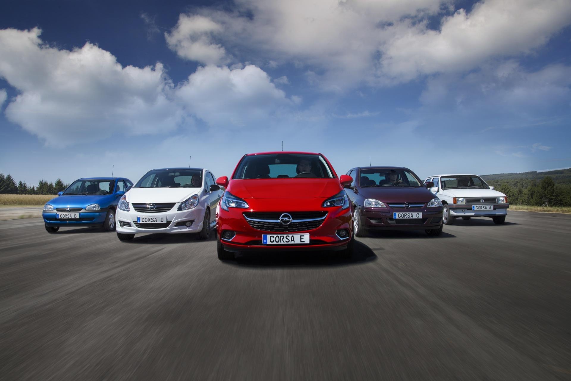 Foto de Opel Corsa 2014 (14/20)