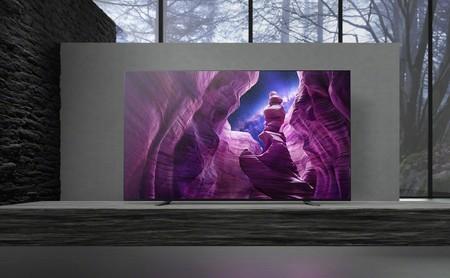 Gigantes LCD 8K que emiten sonido por su marco y un OLED de 48 pulgadas, así es la alineación de televisiones Sony para 2020