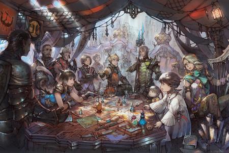 Final Fantasy XIV también tendrá su propia serie de televisión de acción real con Cid, chocobos, naves y más