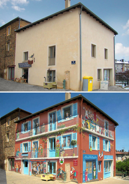 Murales Urbanos 4