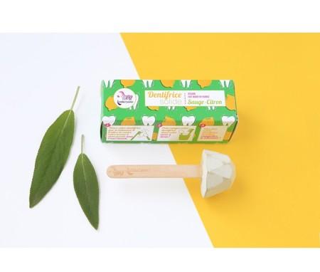 Dentiirico Solido De Salvia Y Limon De