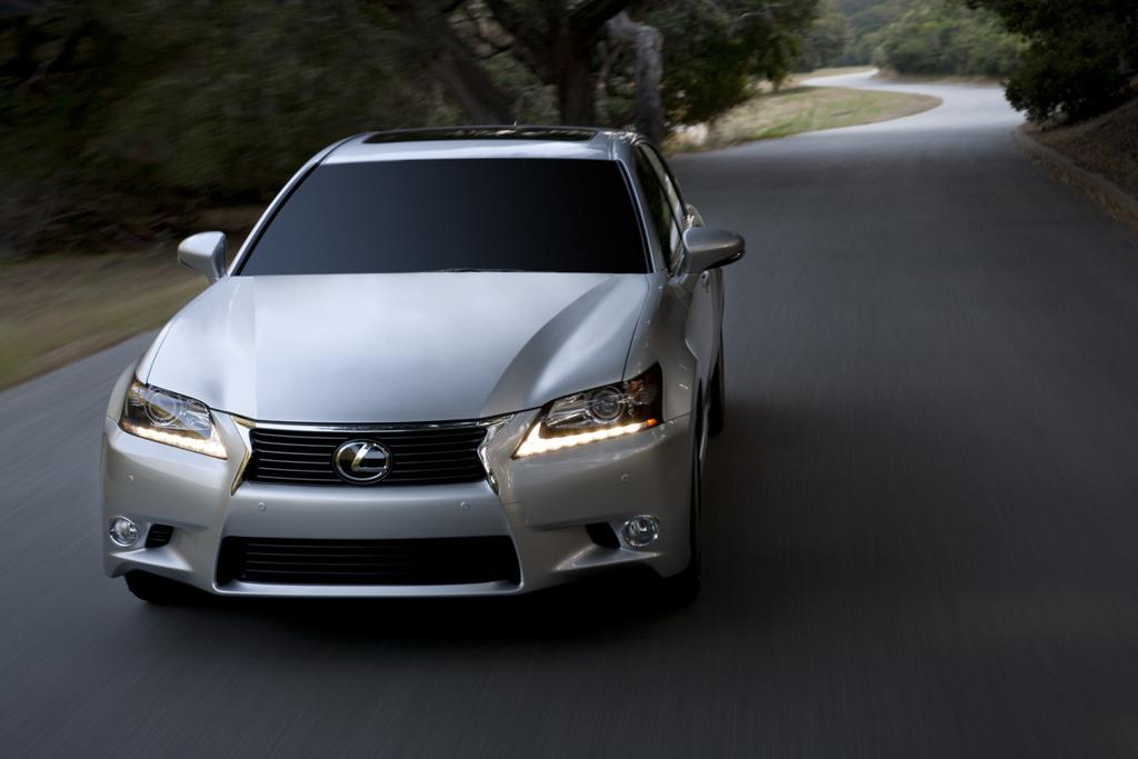 Foto de Lexus GS 2012 (8/21)