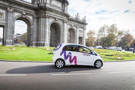 emov ya tiene 100.000 usuarios en Madrid y eso nos da datos interesantes sobre el uso del car sharing