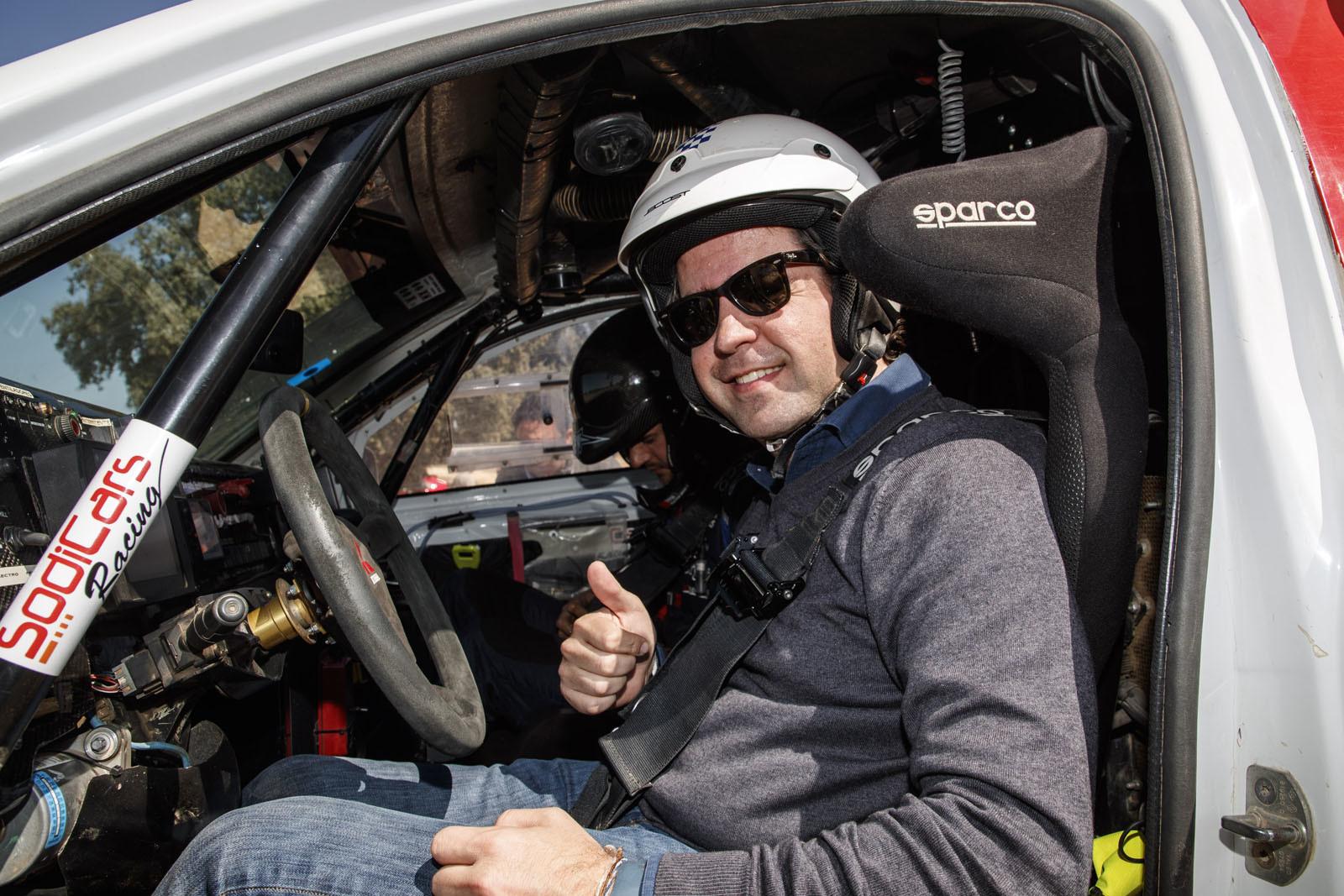 Foto de Mitsubishi Eclipse Cross Proto Dakar (2/38)