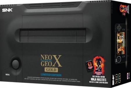 Se confirma el cambio dólar-euro para el precio final de la portátil Neo Geo X Gold