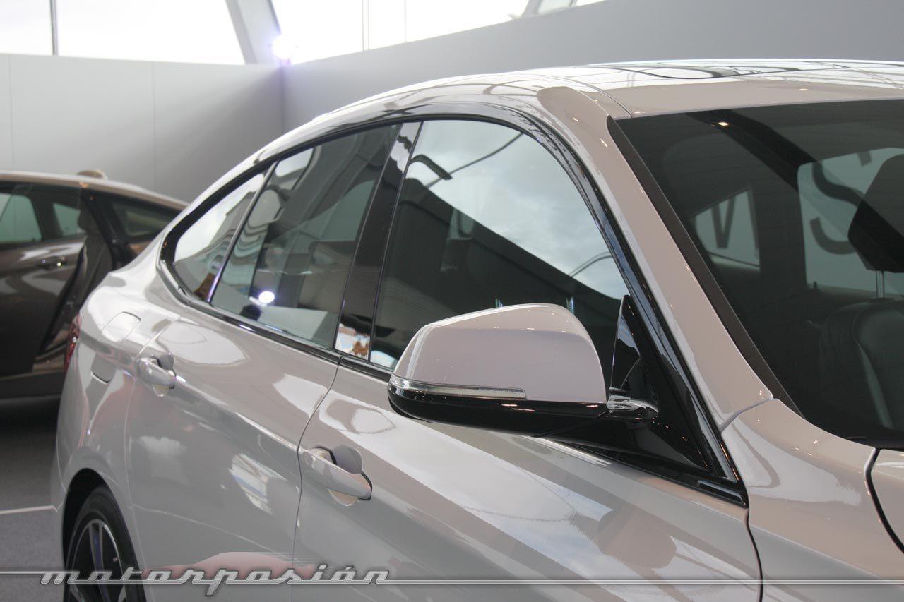 Foto de BMW Serie 3 GT (Presentación estática) (30/43)