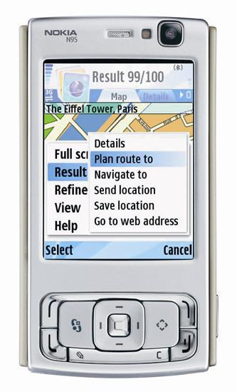 Movistar ofrecerá en abril el N95