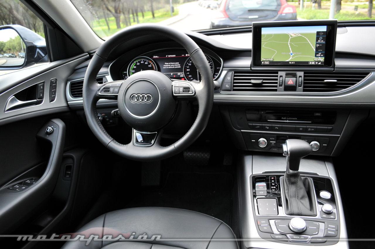 Foto de Audi A6 hybrid (prueba) (14/120)