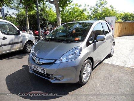 Honda Jazz y Jazz Hybrid 2011, presentación y prueba en Barcelona (parte 1)
