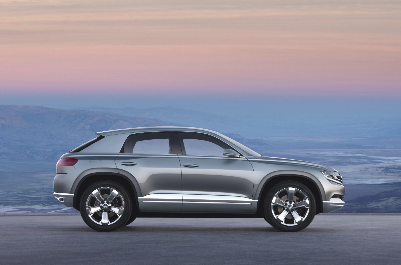Foto de Volkswagen Cross Coupé (2/10)